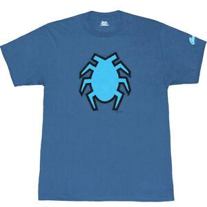 Details about Blue Beetle Logo T.