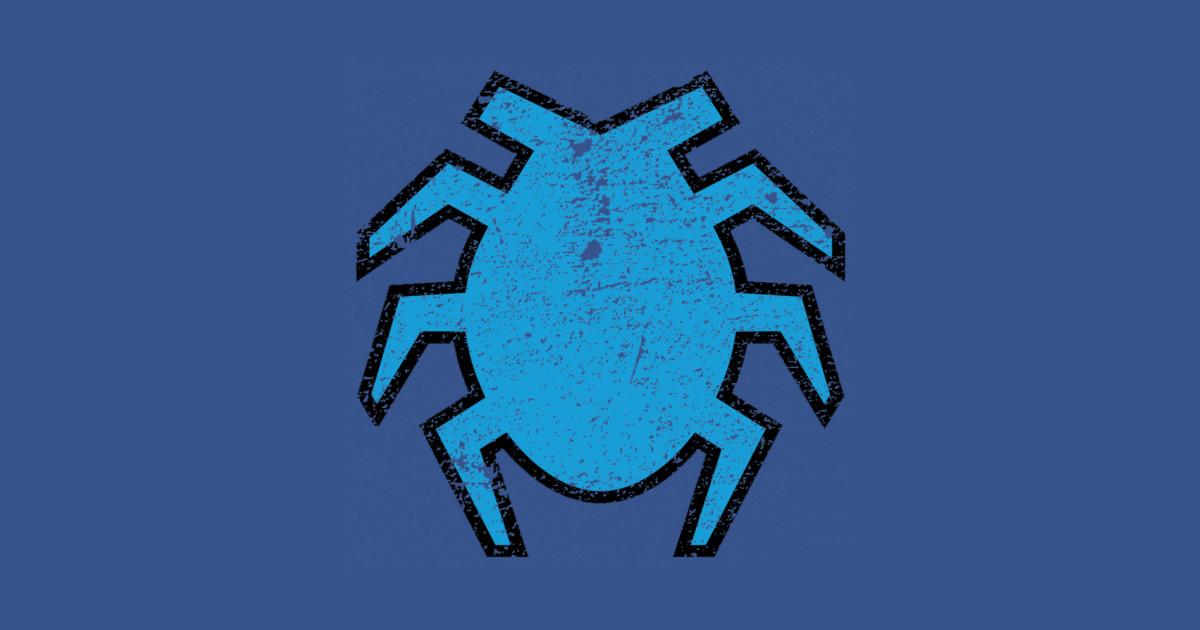 Blue Beetle logo by monkeyking.