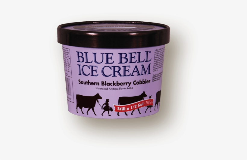 Blue Bell Ice Cream Png.
