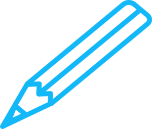 Pen Clipart Black And White.