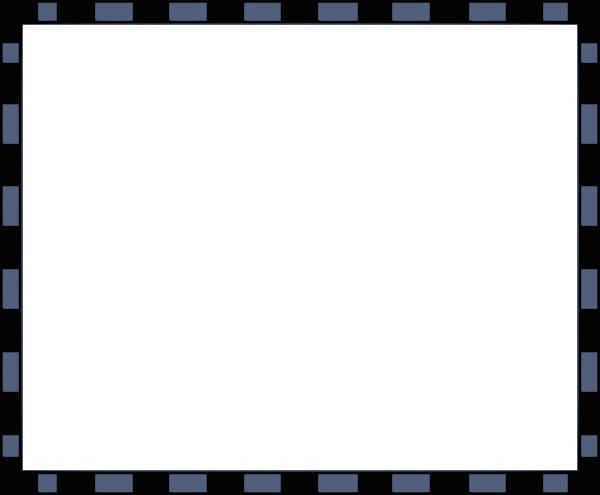 Worldlabel Com Border Blue Black X Clip Art at Clker.com.