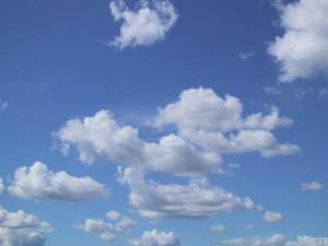 Clip Art Blue Skies Clipart.