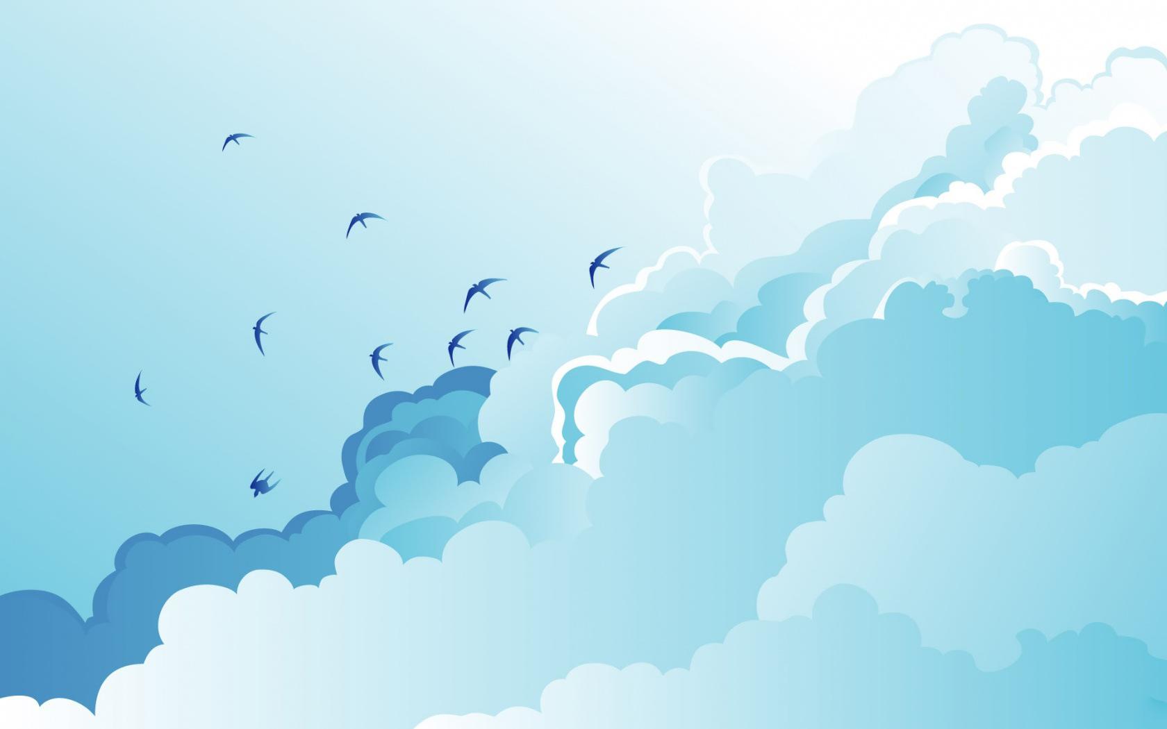 Hd blue sky clipart.