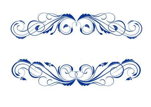 Free Blue Border, Download Free Clip Art, Free Clip Art on.