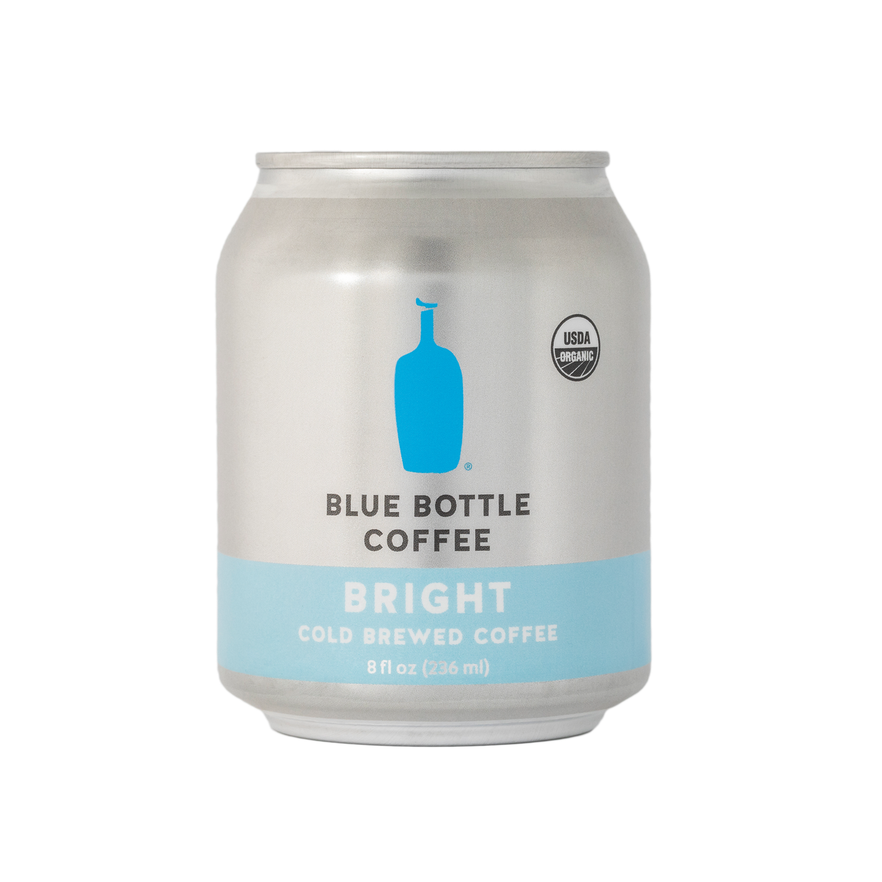 Blue Bottle Bright Cold Brewed Coffee.