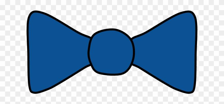 Bow Tie, Blue.