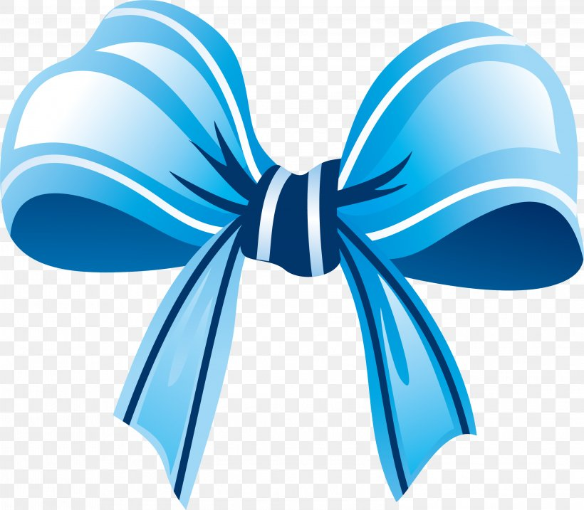 Bow Tie Blue Ribbon Clip Art, PNG, 3001x2626px, Bow Tie.