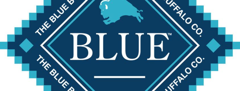 Blue buffalo Logos.