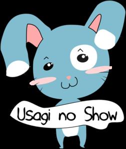 Blue Bunny Rabbit Clip Art at Clker.com.