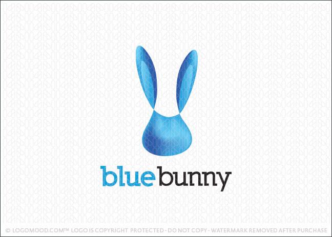 Blue Bunny.