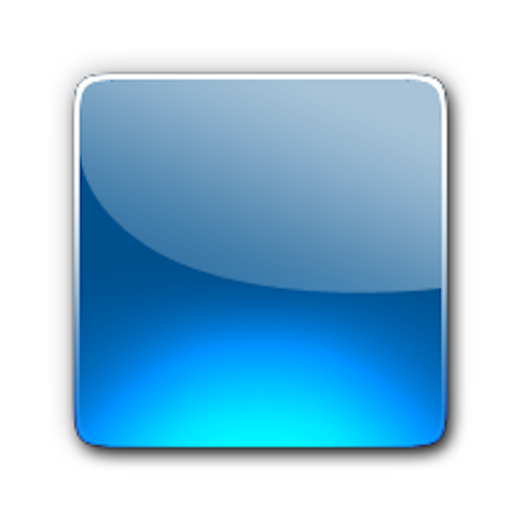 Blue Button Icon Png #21048.