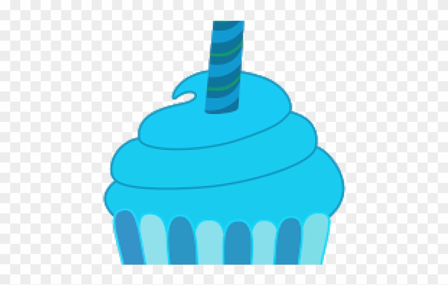Birthday Candles Clipart Cupcake Candle.