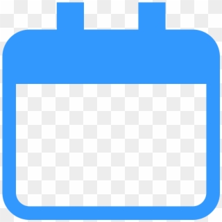 Calendar Icon PNG Transparent For Free Download.