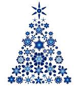 Blue Christmas Clipart Free.