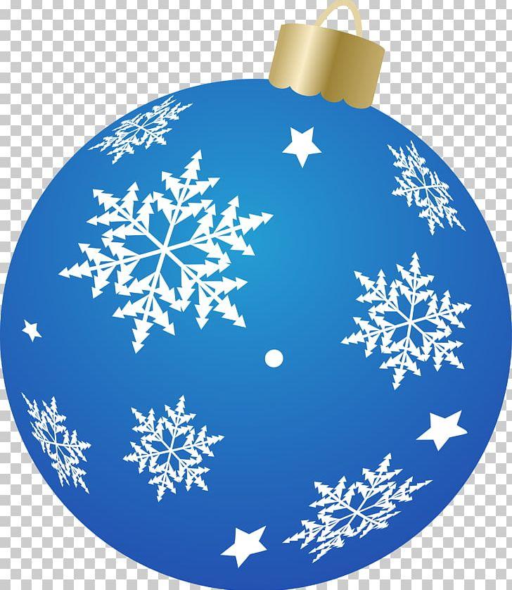 Christmas Ornament Christmas Decoration Cobalt Blue.