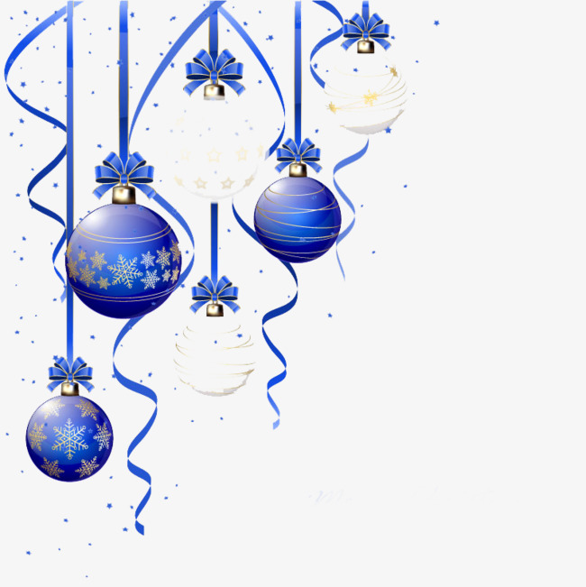 Blue Christmas Ornament Png (107+ images in Collection) Page 2.