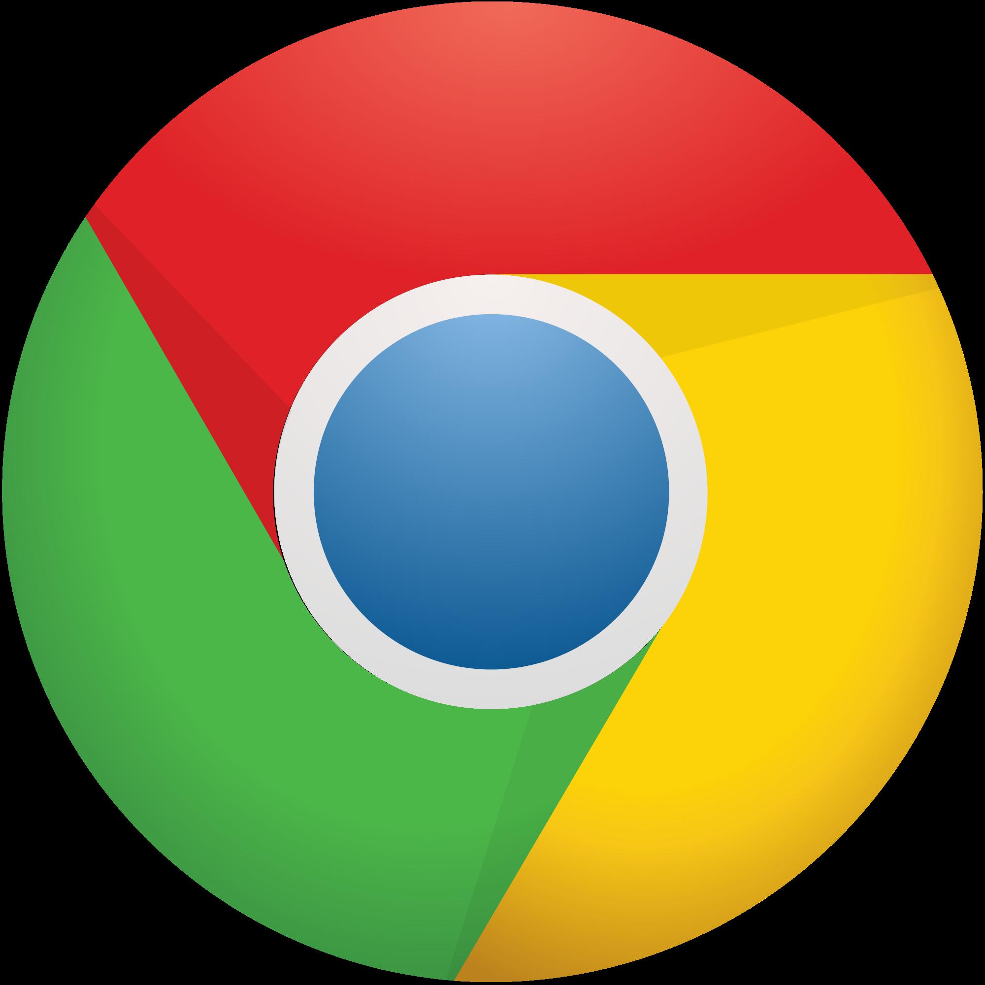 Google Chrome Clipart Transparent.
