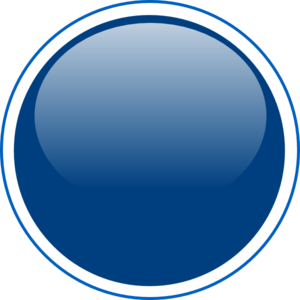 Glossy Blue Circle Button Clip Art at Clker.com.