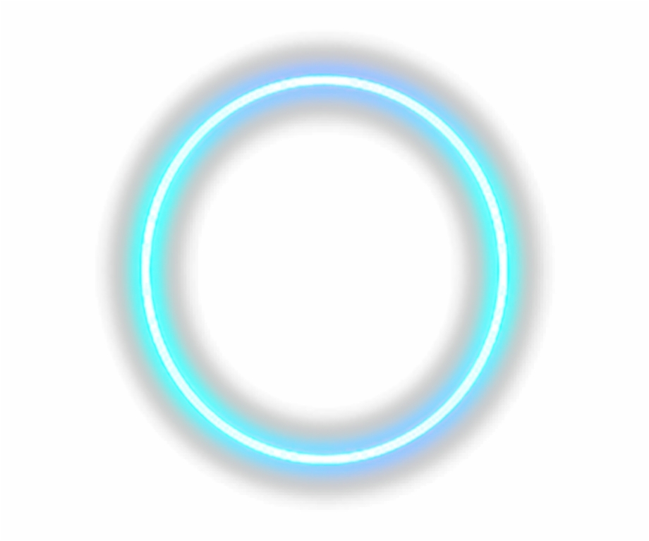 neon #blue #green #glow #circle #halo #bluehalo #greenhalo.