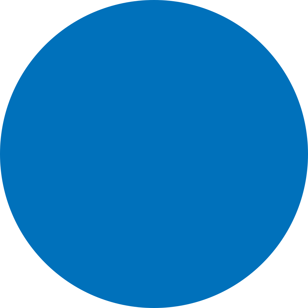 File:LACMTA Circle Blue Line.svg.