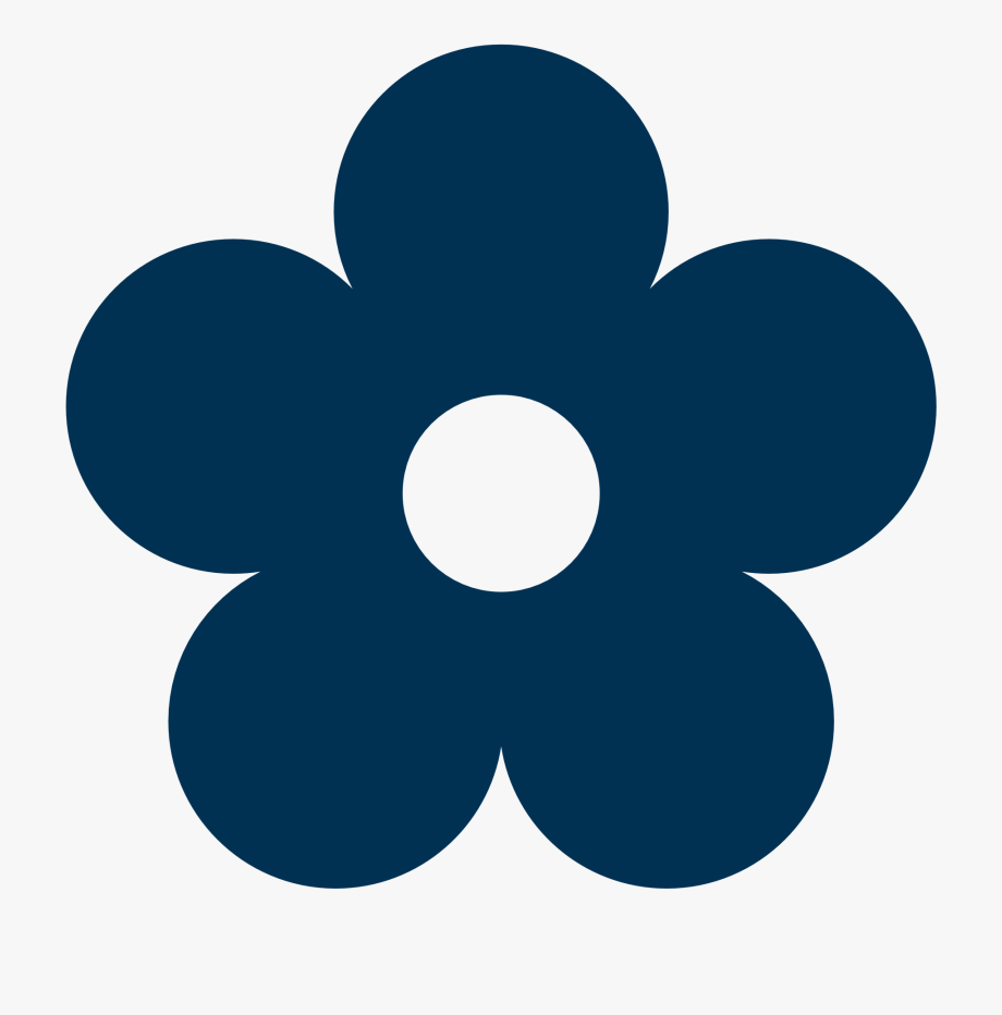 Blue Flower Clipart Nelum.