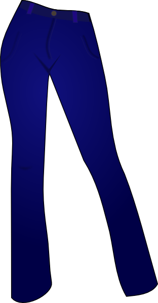 Purple Cloth Clip Art.