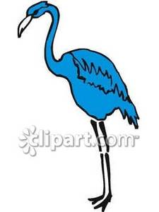 Tall_Blue_Crane_Royalty_Free_Clipart_Picture_090223.