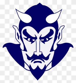 Blue Devil Logo.