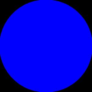 Blue Dot PNG, SVG Clip art for Web.
