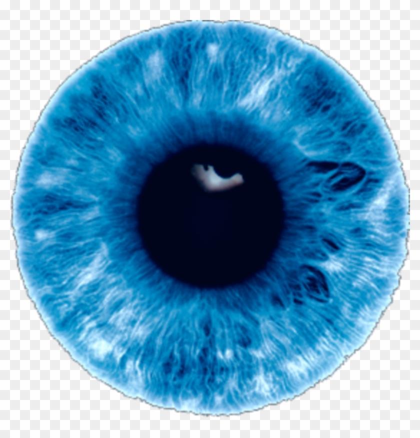 Blue Eyes Png.