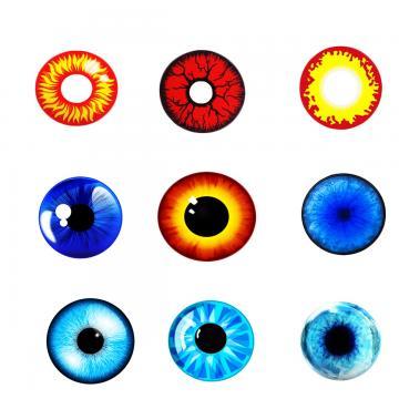 Eye Lens PNG Images.