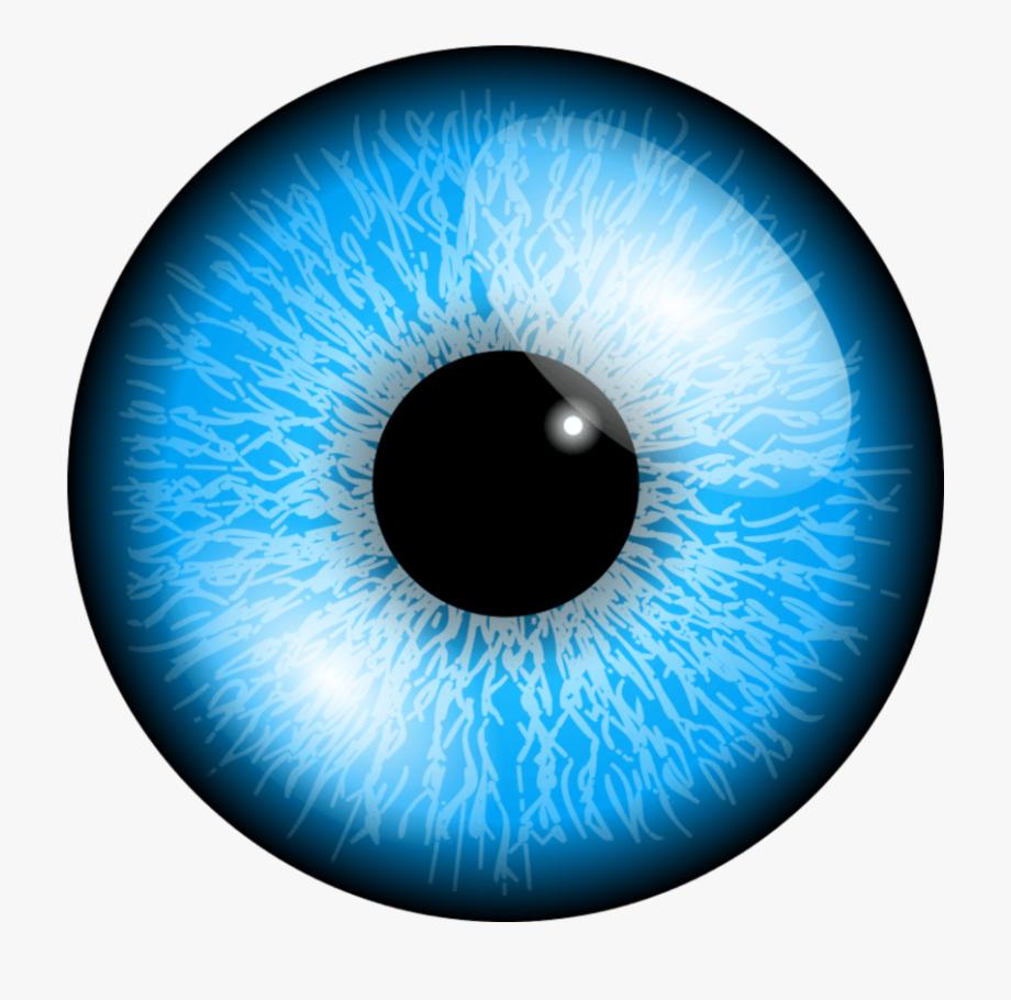 Blue Eyes Clipart Transparent.