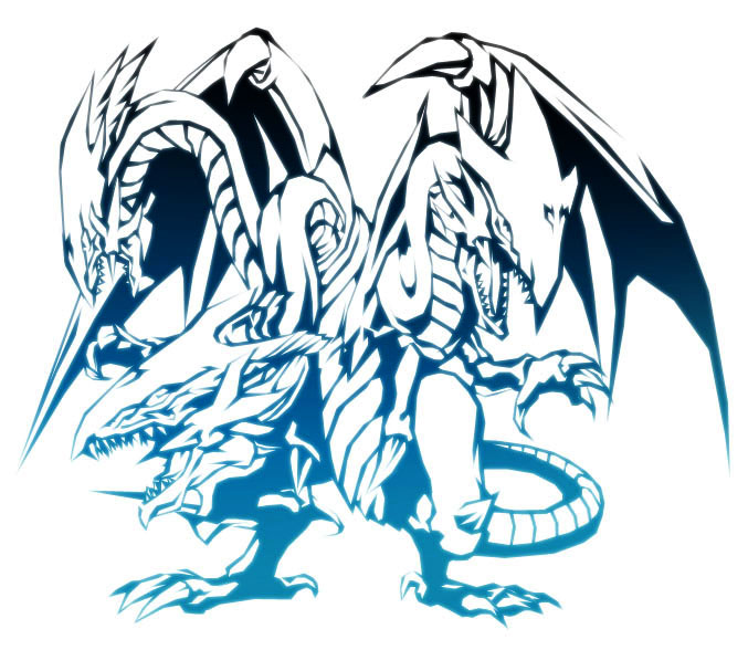 Blue Eyes White Dragon Clipart 20 Free Cliparts Download