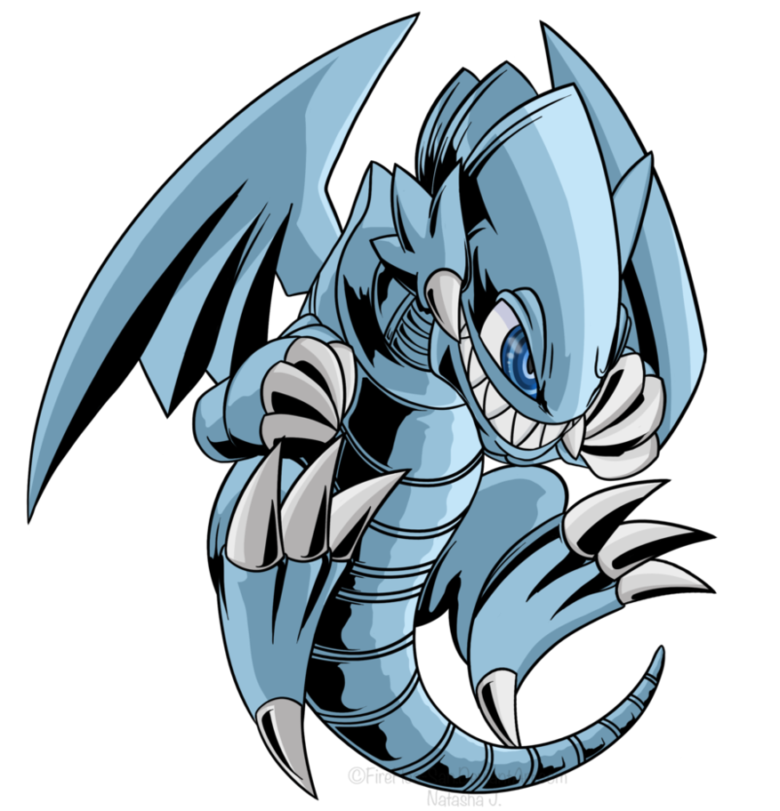 How To Draw Blue Eyes Ultimate Dragon.
