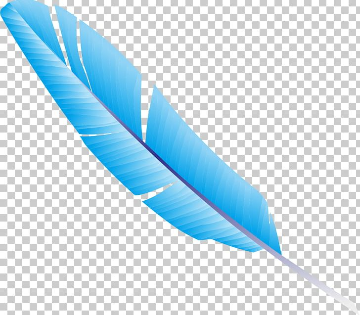 CorelDRAW Blue Feather PNG, Clipart, Animals, Aqua, Blue, Blue.