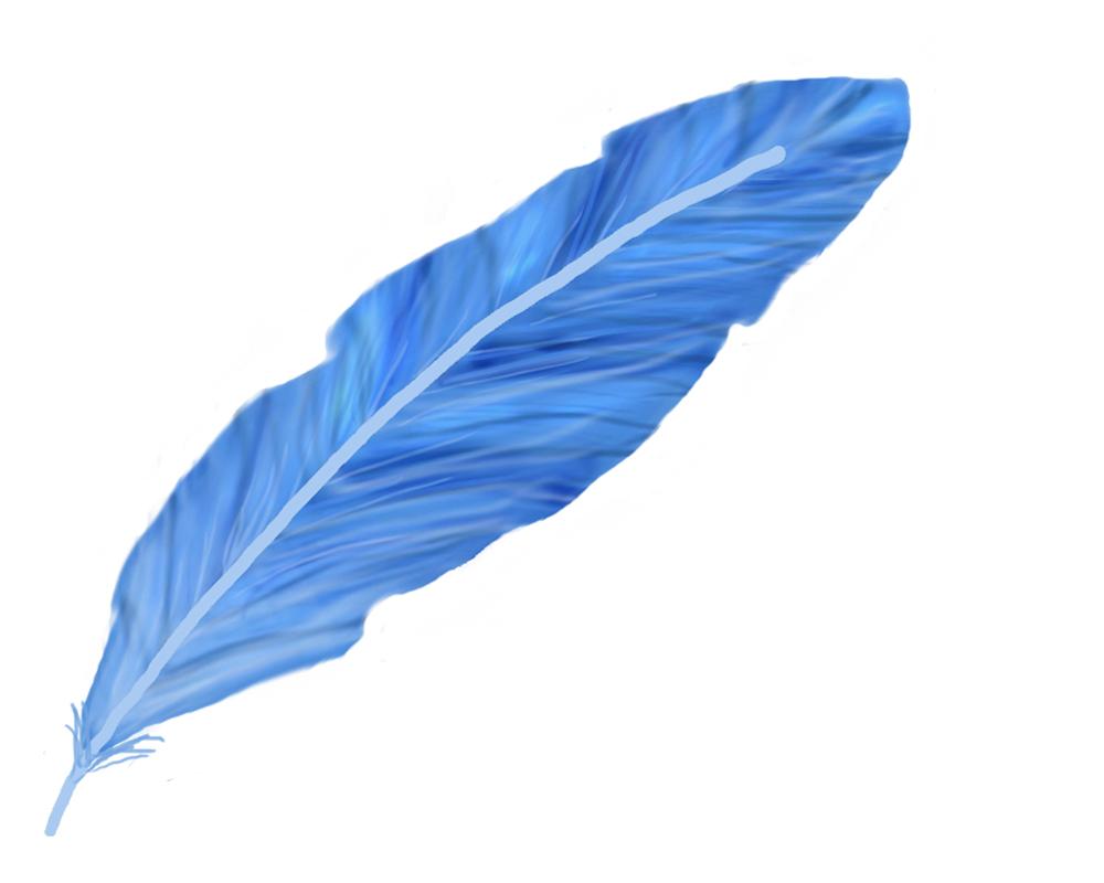 Pretty Feather Cliparts.
