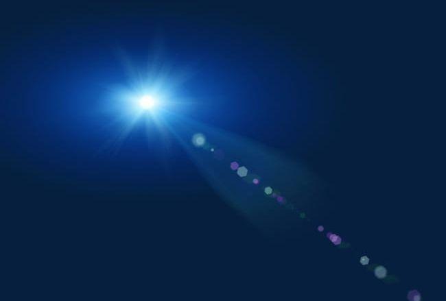 Blue Lens Flare PNG, Clipart, Blue, Blue Clipart, Blue Halo.