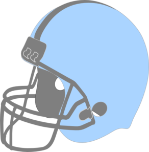 Blue football helmet clip art clipartfox 4.