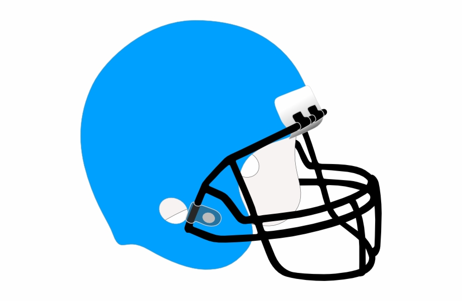 Green Football Helmet Clip Art At Clker.