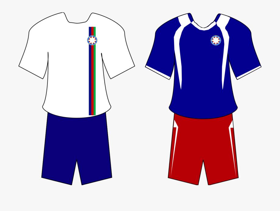 Clip Art Football Kit.