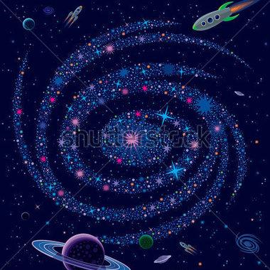 Galaxy clip art.