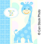 Blue giraffe Illustrations and Stock Art. 990 Blue giraffe.