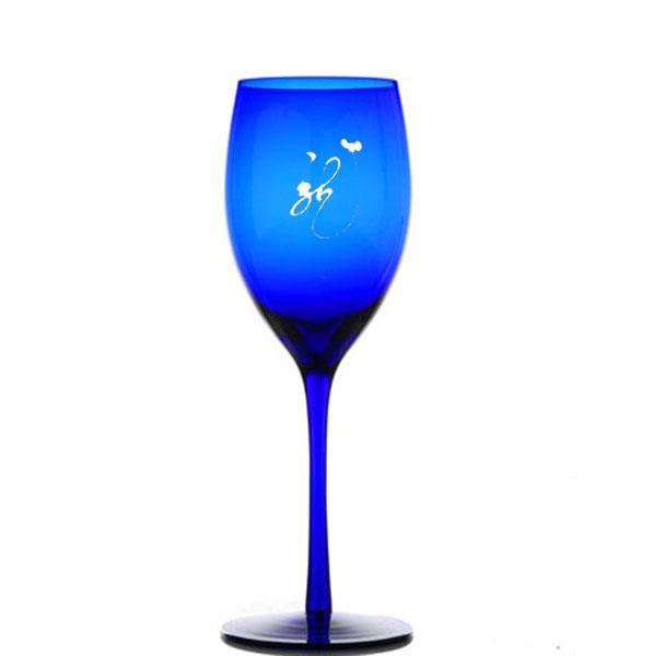 Personalized Engraved Wine Glasses / Custom Wine Glasses Engraved.