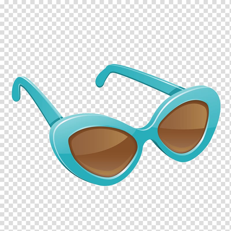 Fashion accessory Sunglasses , Blue Lady Sunglasses.