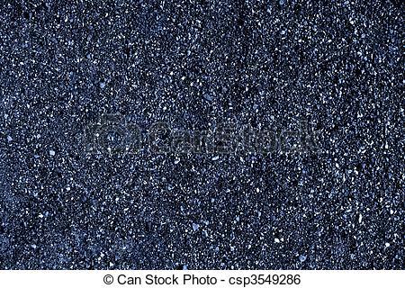 Stock Image of Blue gravel grunge background.