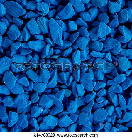 Stock Photograph of blue stone texture background k14788929.