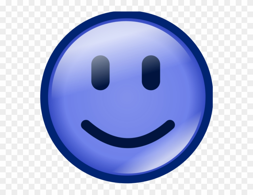 Smiley Face Vector Clip Art.