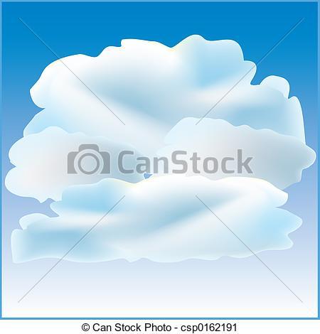 Symbol sign format bullet bulletin sun sunny cloud haze blue Clip.