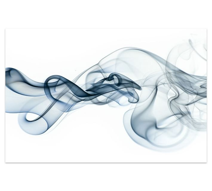 Blue Haze Print.