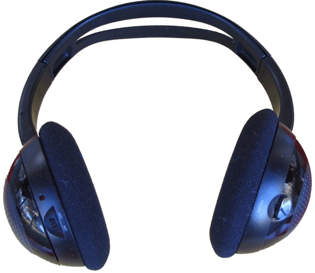 Free Clipart Headphones.
